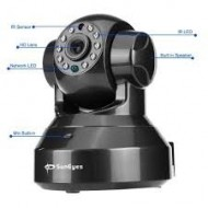 CAMARA IP ROBOTICA HD C/MICRO SD EC-IP2521W