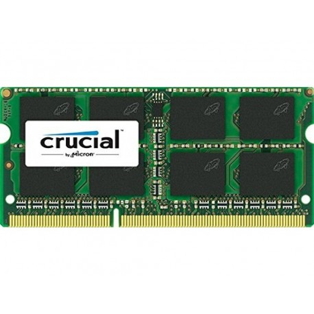 SODIMM DDR-3 8GB 1600GHZ 1.35V CL11 CRUCIAL