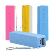 POWER BANK 2600MAH COLORES INT.CO