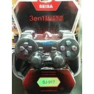 JOYSTICK WLS PC/PS2/PS3 SJ-917 SEISA