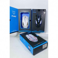 MOUSE GAMER C/LUZ 4 BOTONES 8603 TIME