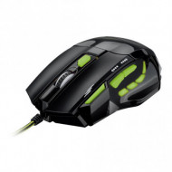 MOUSE GAMER KGM-411 7BOTONES USB STORM GAMING