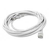CABLE DE RED PATCH CORD 5MTS BEIGE CB120 JXD-LINK