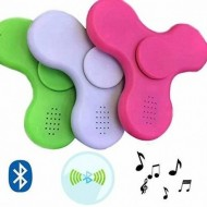 SPINNER ANTI STRESS COLORES 1 RULEMAN C/LUCES C/BLUETOOTH