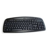 TECLADO USB MULTIMEDIA KB-9654 PANACOM