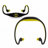 AURICULAR VINCHA BLUETOOTH BATMAN DC-0105 ELECTRO WORLD
