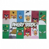 SKIN P/NETBOOK INFANTILES ANGRY BIRDS FUN TOPS