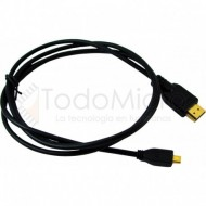CABLE HDMI M A HDMI MICRO M 1.5MTS ONLY