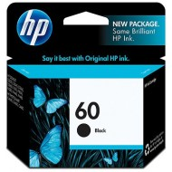 CARTUCHO HP 60 4.5ML NEGRO