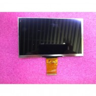 "DISPLAY P/TABLET 7"" LCD CN070 50P 800X480"