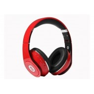 AURICULAR BLUETOOTH C/FT C/AUX P15 ROJO ONLY