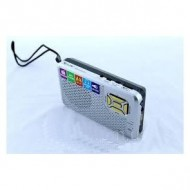 RADIO FM C/USB/TF RECARGABLE RX-991 COLON