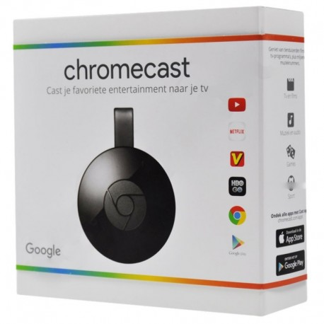 ANDROID TV CHROMECAST NC2-6A5 GOOGLE