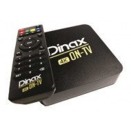 TV BOX 4K 1GB 8GB ON-TV DINAX