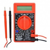 TESTER DIGITAL CON BUZZER IZR-00160 DISPLAY LCD ZURICH
