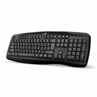 TECLADO USB NEGRO SMART KEYBOARD KB-128 GENIUS