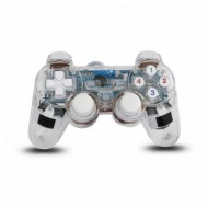 JOYSTICK P/PC ANALOGICO TRANSPARENTE SJ-703TM SEISA