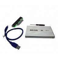 CARRY DISK 2.5 USB 3.0 METALICO ET-2531 SEISA