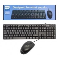 TECLADO + MOUSE C254 PHILIPS